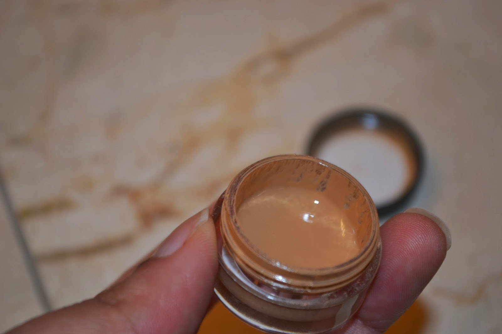MAC's Studio Face and Body Foundation in C5