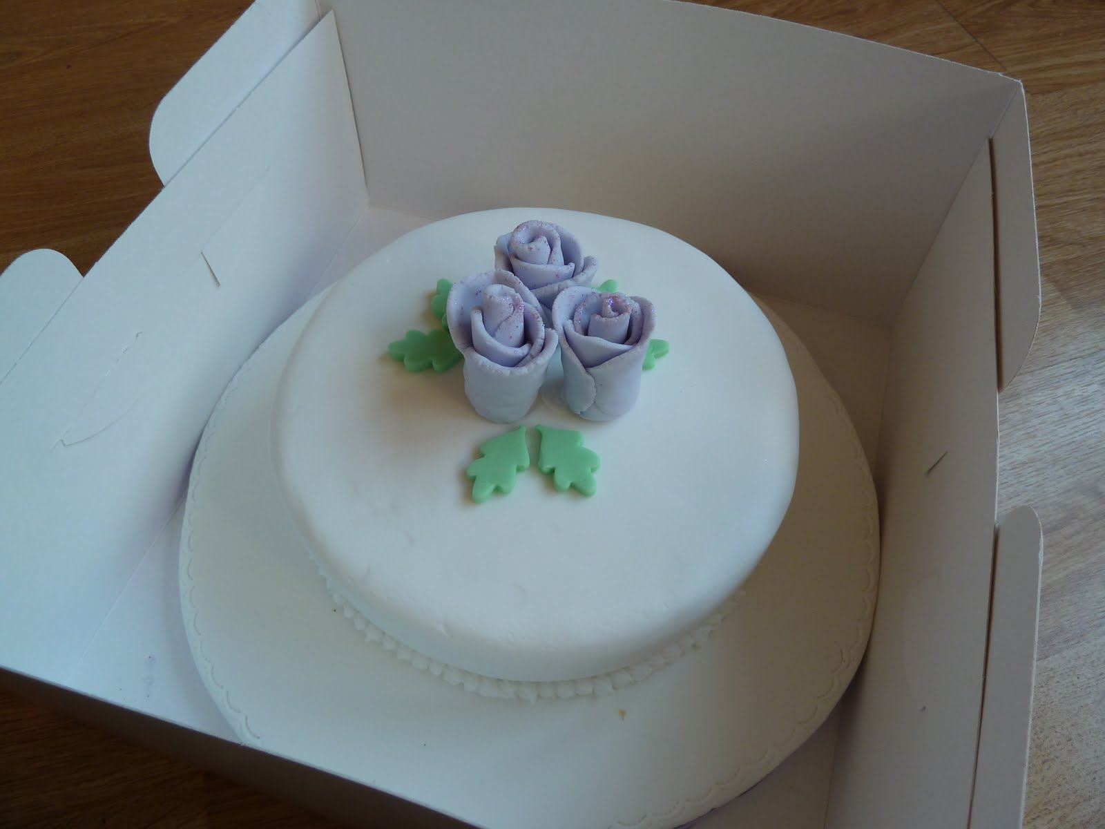 Cakes from Kim: Cake Decorating course