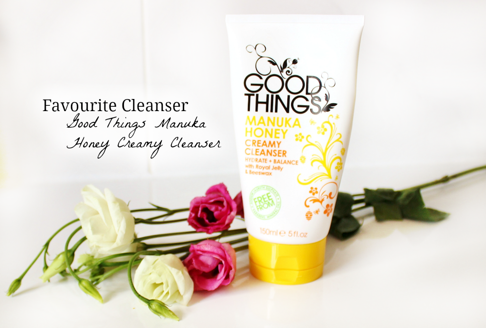 Good Things Manuka Honey Creamy Cleanser review