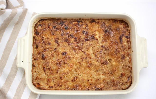 meg-made: Gordon Ramsay's Baked Porridge