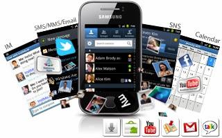 Fitur dan Spesifikasi Samsung Galaxy Young GT-S5360