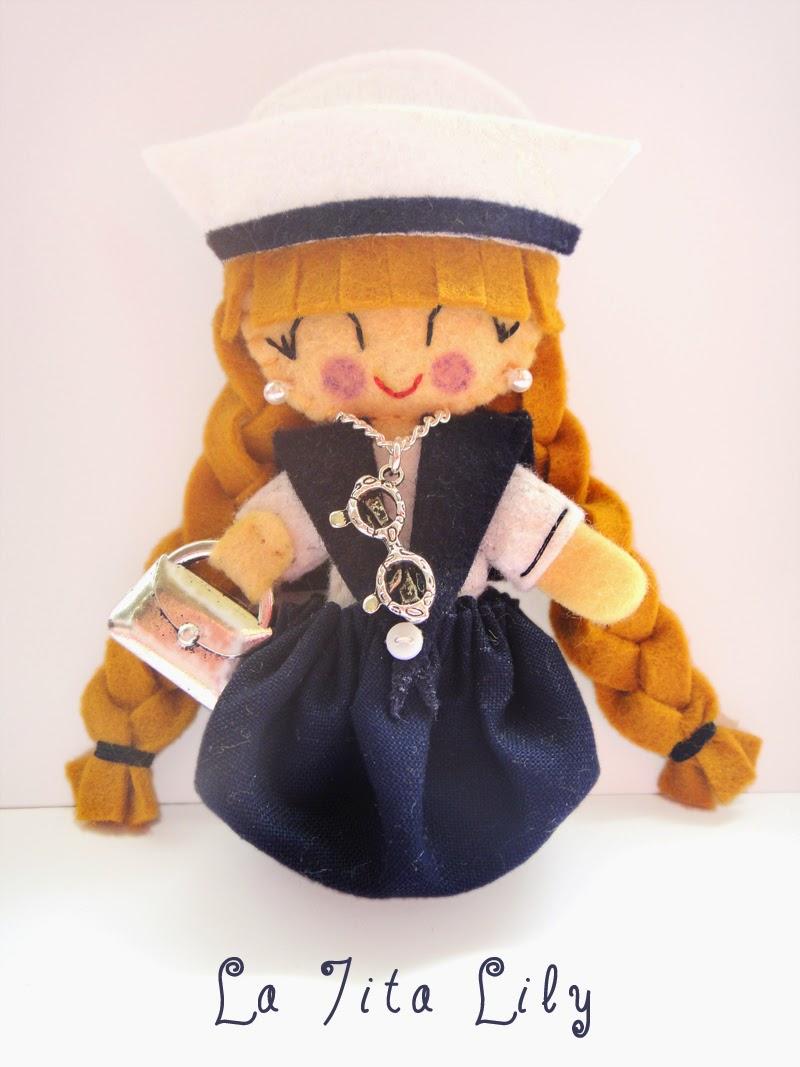 broche marinero