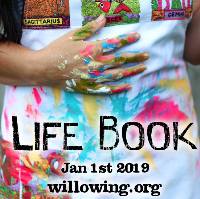 I am a LIFE BOOK 2019 teacher! yay!