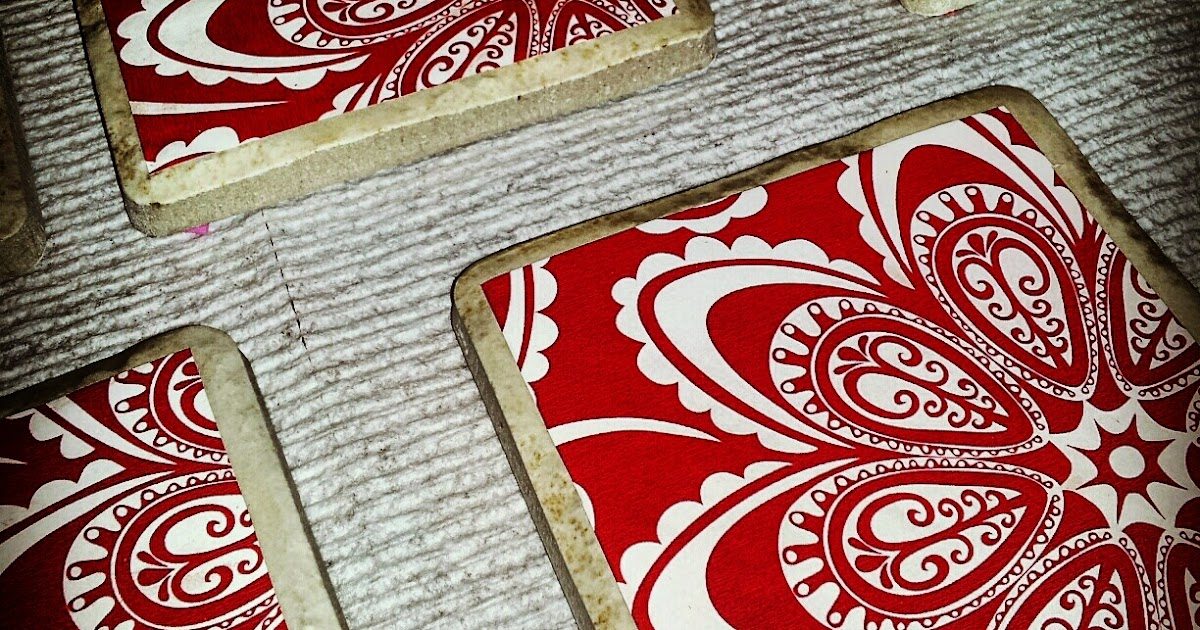 Image Result For How To Make Coasters