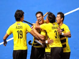 Hoki Piala Tun Razak 2014