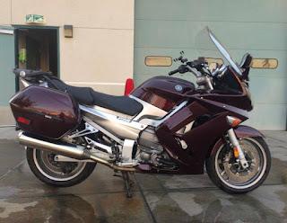 Sport Tourer - Yamaha FJR 1300