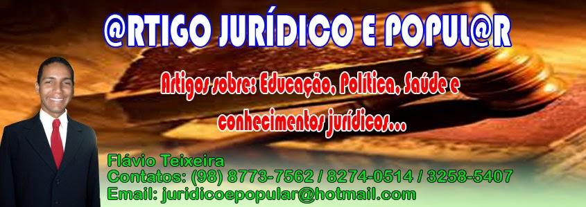Artigo juridico