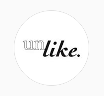 unlike. official instagram page