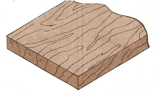 Muebles domoticos cepillado manual de madera con cepillo for Que son las vetas de la madera