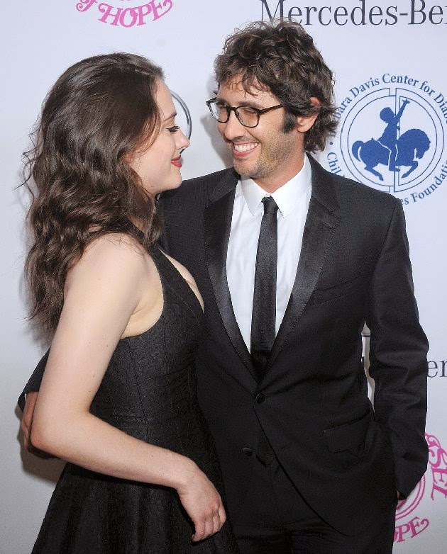 cara santa maria dating josh groban Stan and jenna share a cocktail with cara santa maria to discuss the huffington post's 'talk nerdy to me', women of science, and why exactly men have nipples.