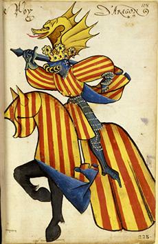 Le prince D'Aragon