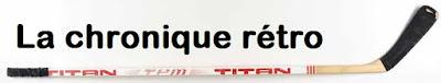 La chronique rétro Loz Hockey. Ressource gratuite regroupant trucs, conseils, vidéos et exercices pour joueurs et entraîneurs de hockey