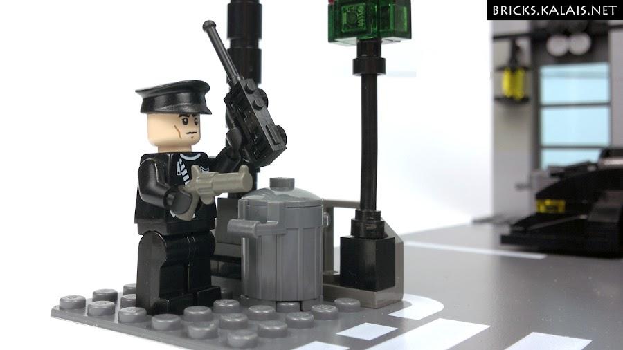 7. Policeman.