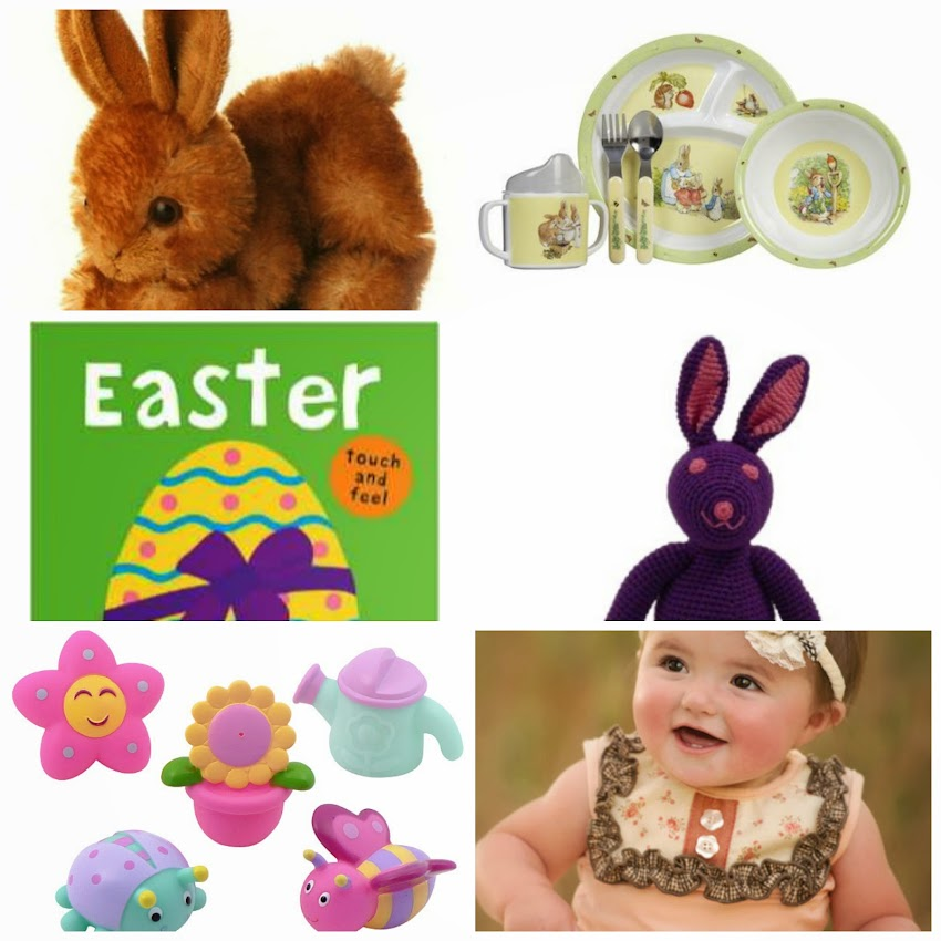 Baby gifts for Easter