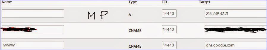 cara setting custom dns domain dari freenom.com