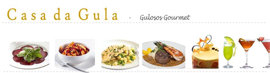 Casa da Gula - Receitas Culinárias.