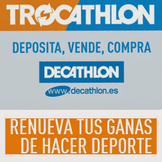 Trocathlon Decathlon