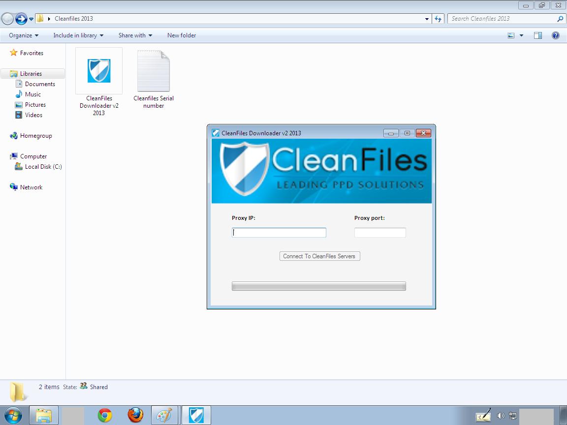 Cleanfiles downloader serial number txt rar