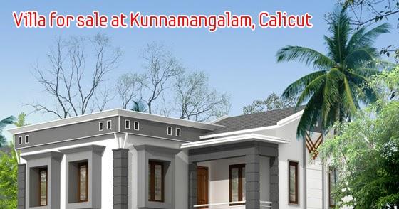 4 new villas for sale at kunnamangalam calicut   kerala