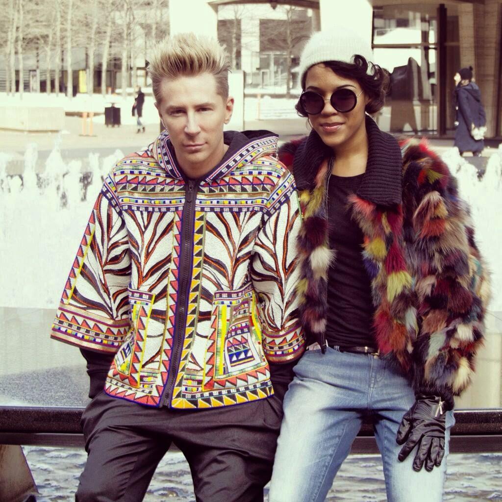 Street fashion - Moda de rua - Quem arrisca cria tendências