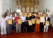 Homenaje a Cronistas de Paraguaná