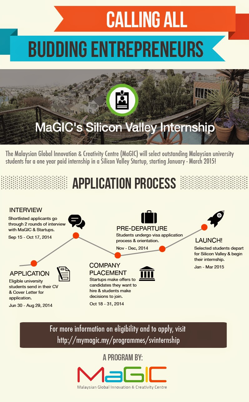 MaGIC's Silicon Valley Internship Programme
