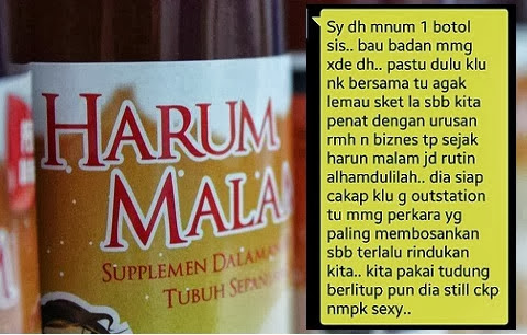 HARUM MALAM