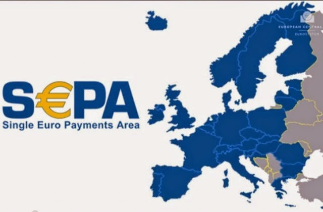 Zona Única de Pagos en Euros, noticias de economía