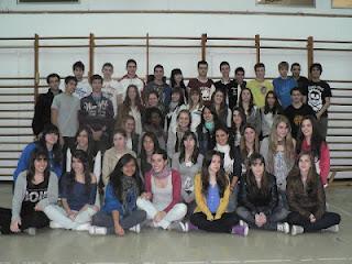 2º Bachillerato 2012