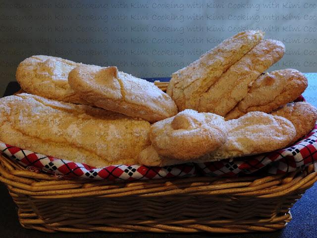 MELINDROS (BIZCOCHOS DE SOLETILLA)