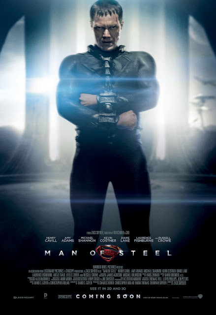 Man of Steel ZOD Michael Shannon Poster