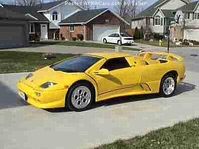 Sports Cars Lamborghini 2000