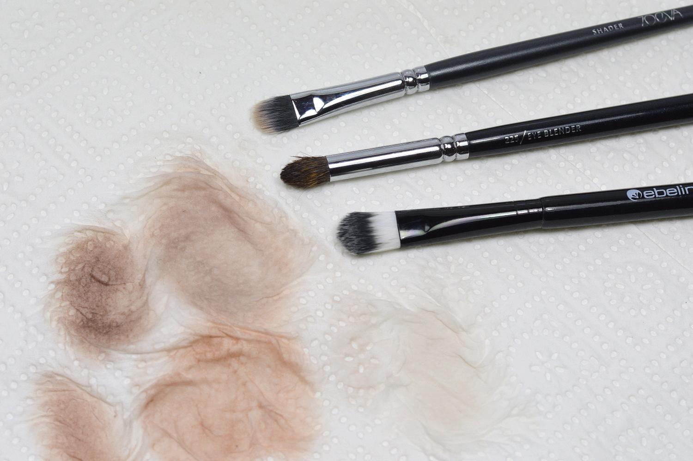 Ergebnis Isadora Brush Cleanser