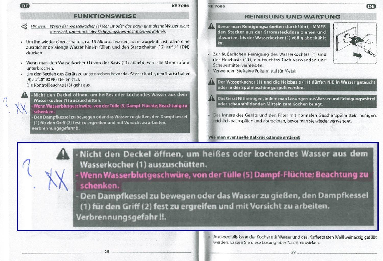 Software-Übersetzung mit fatalen Folgen | InvaTrans GmbH