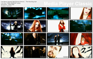 Kamelot - The Haunting, MP4, download, HD