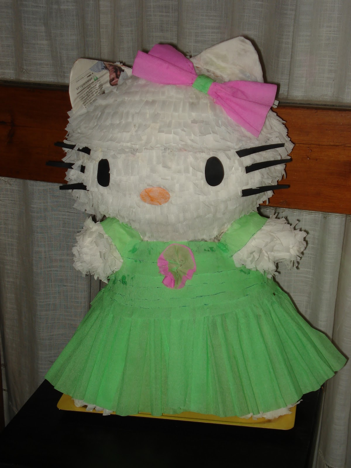Hello Kitty Pet Cat Name