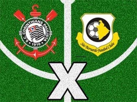 Gol Corinthians 0 x 1 São Bernardo 3° Rodada do Paulistão 2014.