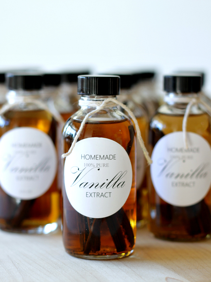 Friends, I can't tell you how long making Homemade Vanilla Extract has ...