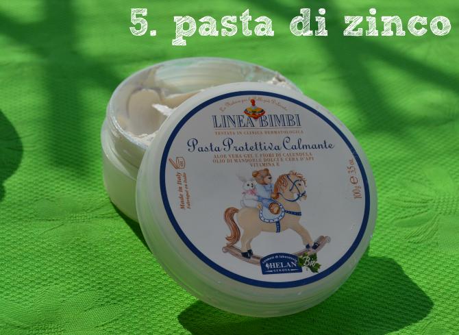 pasta di zinco all'acqua ecobio helan