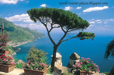 Amazing Views of Amalfi Coast