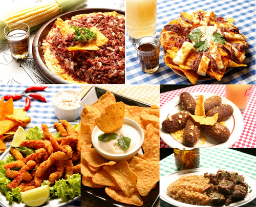 Blog casa c m comida de boteco no ch bar for Servir comida