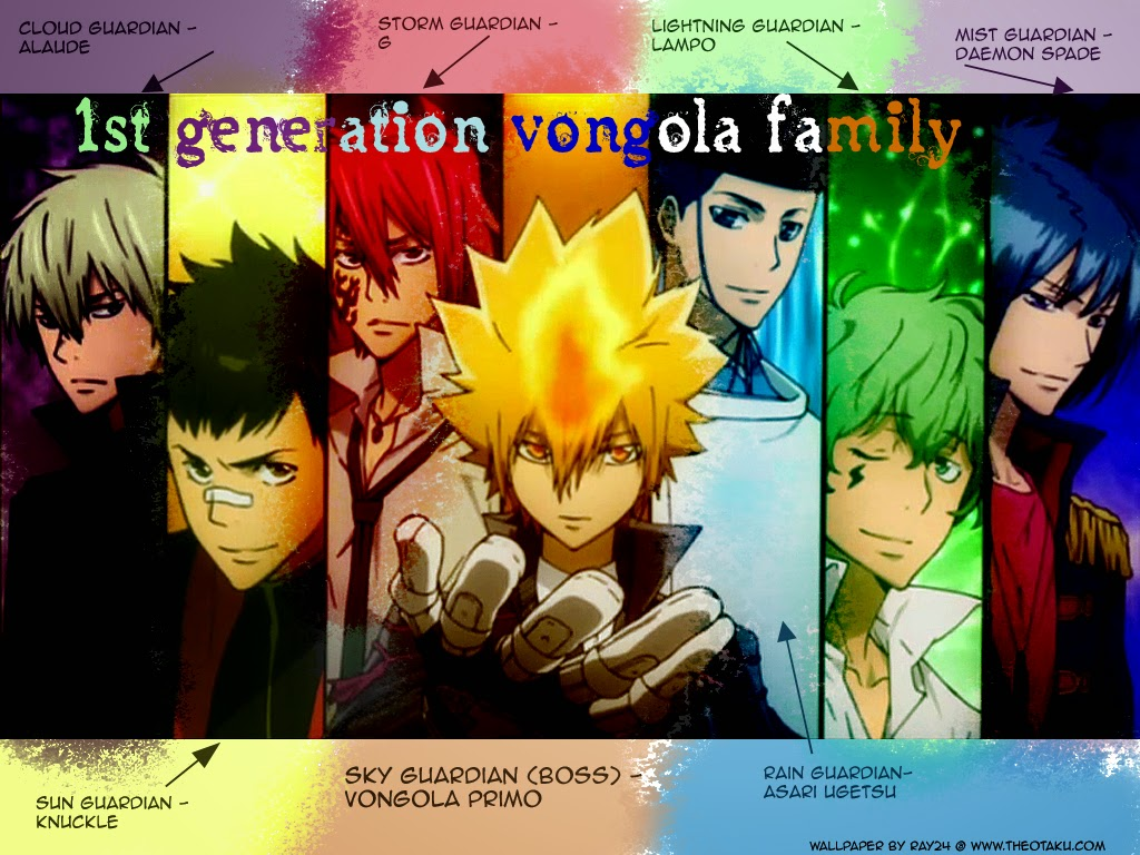 Vongola Decimo Family