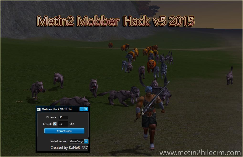 Metin2 Mobber Hack v5 2015