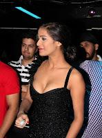 Poonam Pandey in Black hot photos