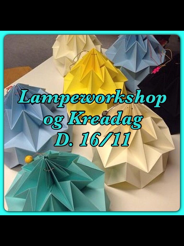 Lampeworkshop/Kreadag