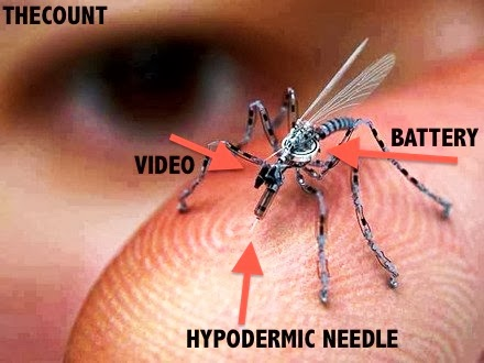 insect spy drone with A Mosquito Spy Drone on Heres What Future Insect Nano Drones Looks Video 1532592 as well 2011 02 Robot Hummingbird Flight Video as well Drone together with Ge ically Modified Dragonfly Drone together with 24.
