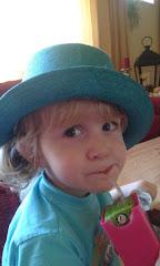 Onze kleindochter Nynke Alyne