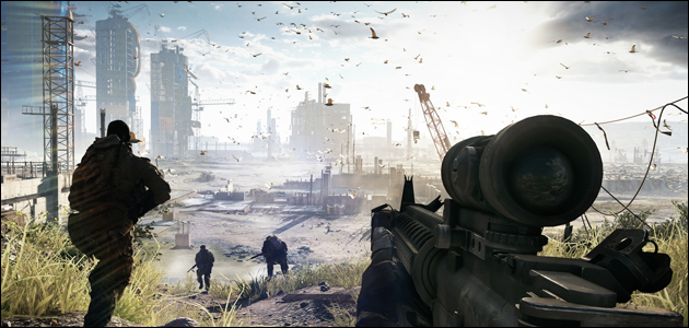 Gameplays de Battlefield 4