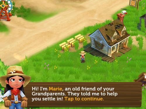 Android FarmVille 2 Apk Oyun resimi 4
