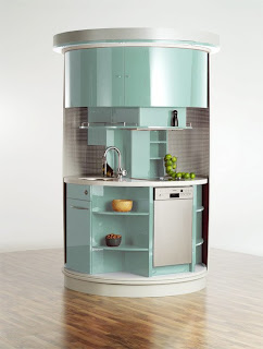 clever kitchen turquesa